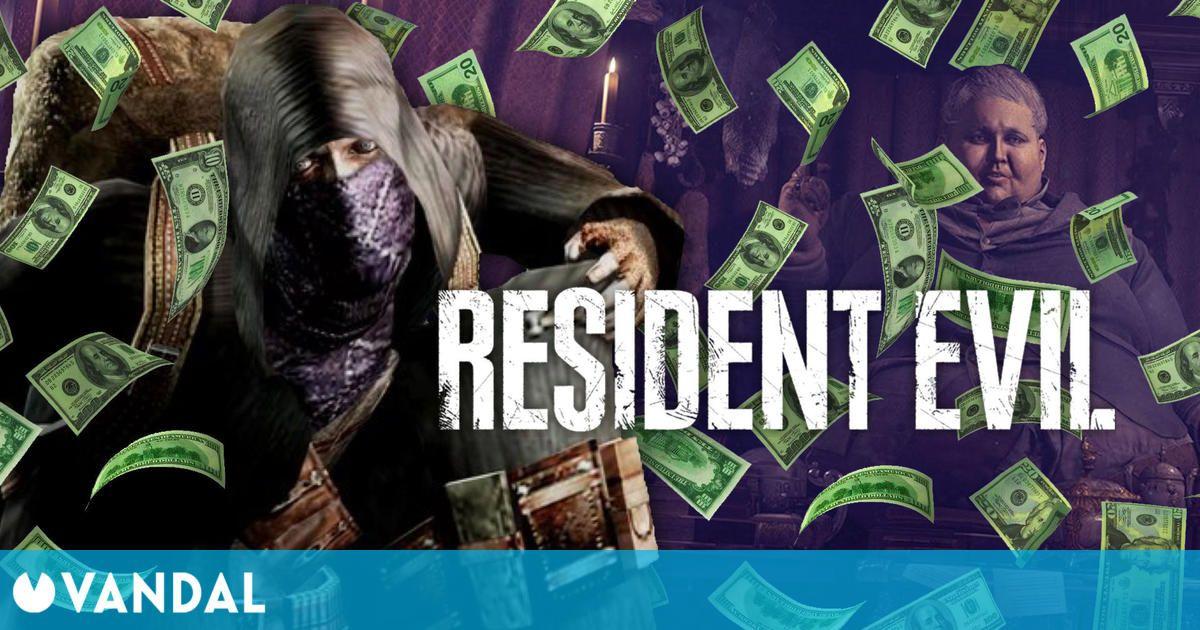 Resident Evil: Estos son los 20 juegos más vendidos de toda la saga