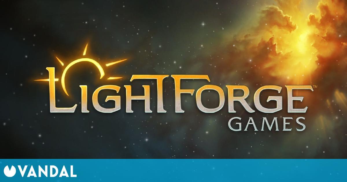 Lightforge Games es un estudio fundado por veteranos de Blizzard y Epic Games