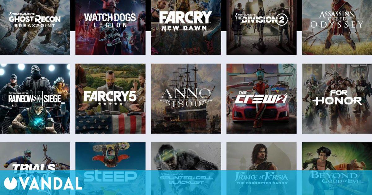 Ubisoft adaptará sus sagas al formato free-to-play sin olvidarse de los triple A de pago
