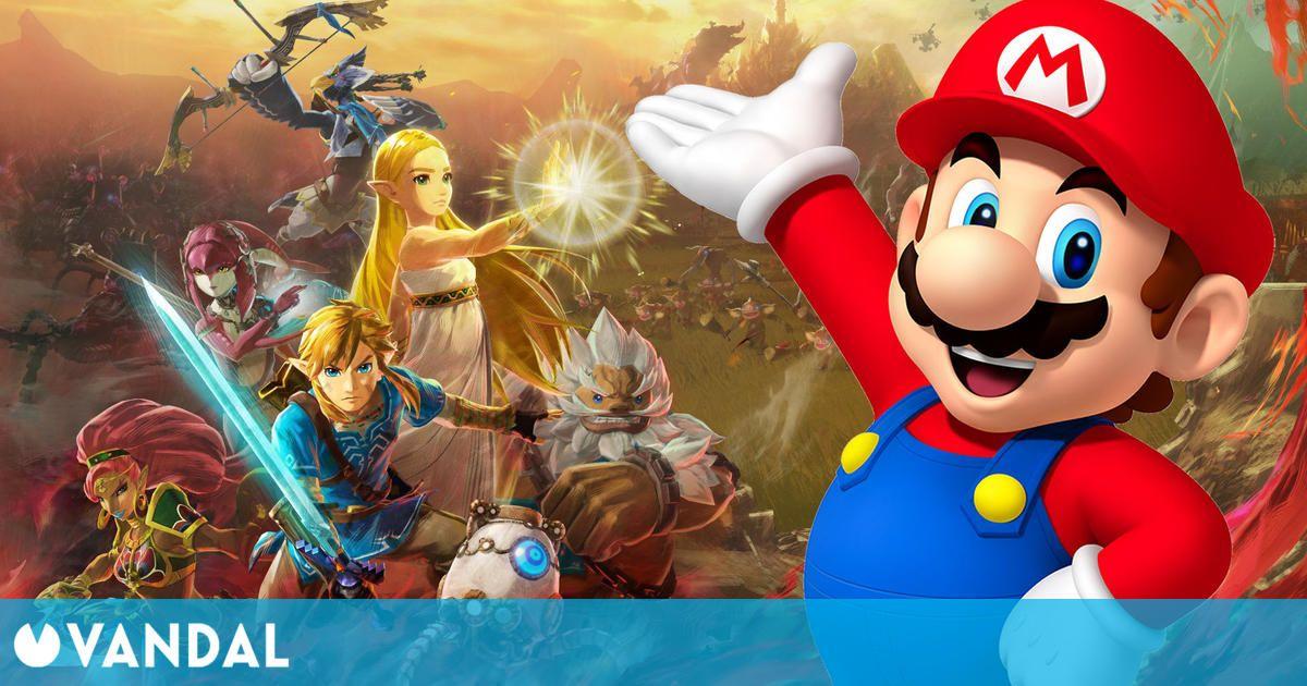 El jefe de Koei Tecmo estaría encantado de poder hacer un musou de Super Mario
