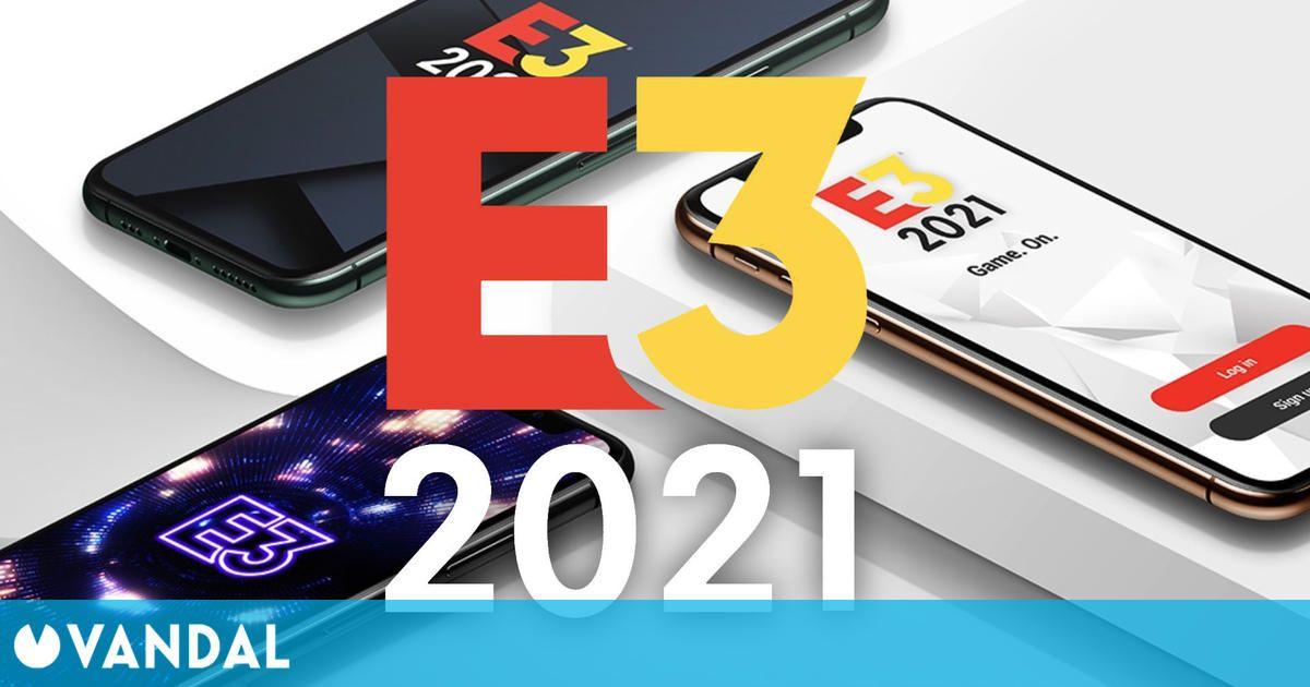 E3 2021: Así será su portal virtual y su app para móviles