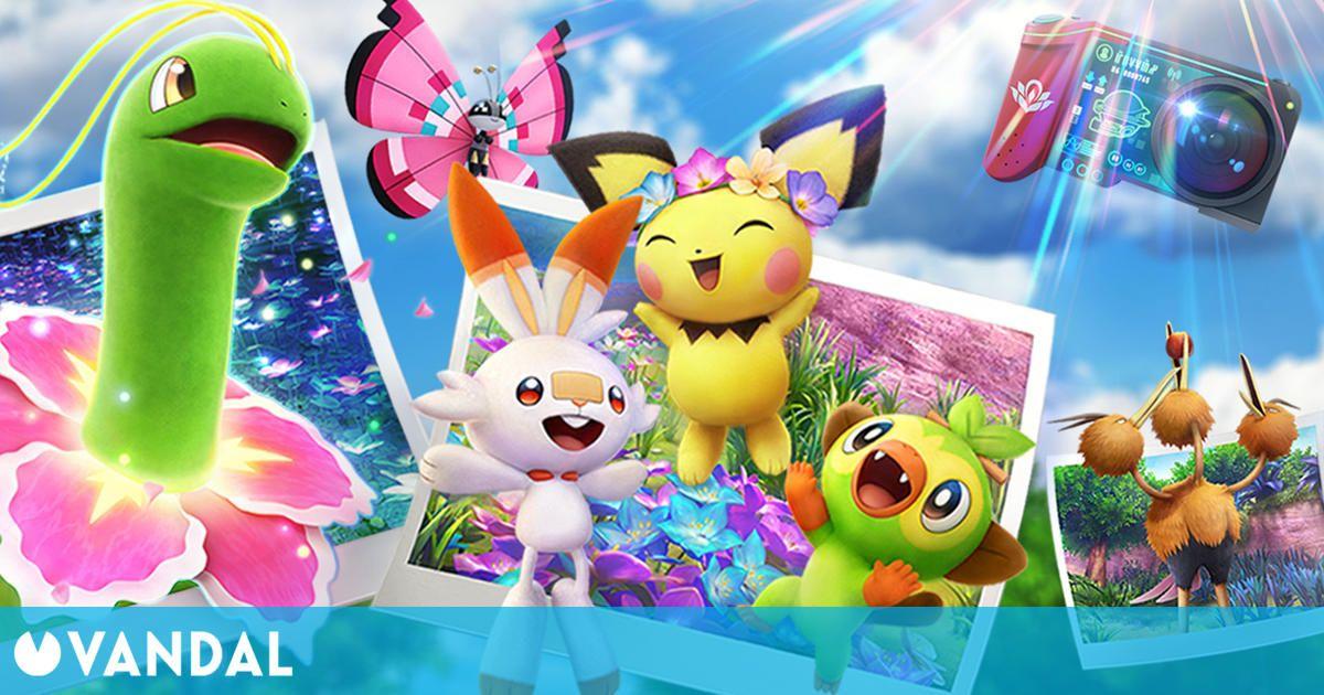 New Pokémon Snap se estrena en Japón como el juego más vendido, superando a Resident Evil 8