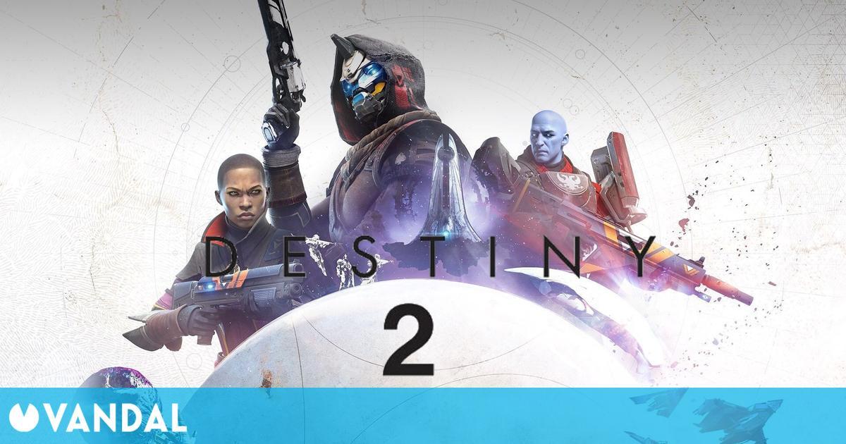 Destiny 2: El juego cruzado se adelanta por error meses antes de su lanzamiento