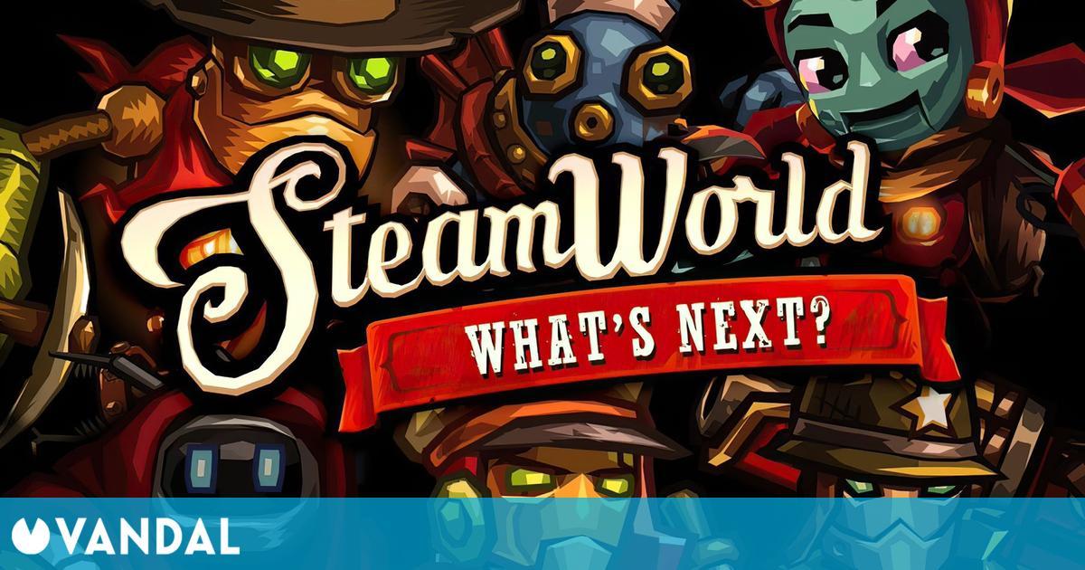 Hay varios proyectos en marcha con la licencia SteamWorld