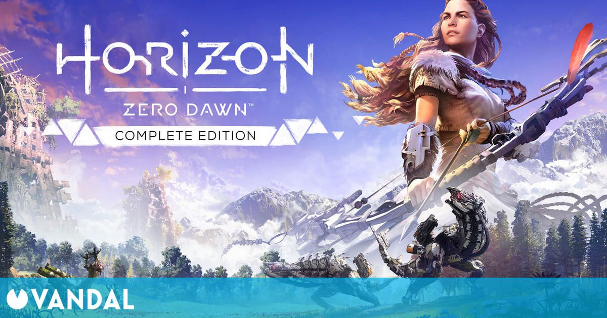 Últimas horas para adquirir Horizon: Zero Dawn completamente gratis en PS Store