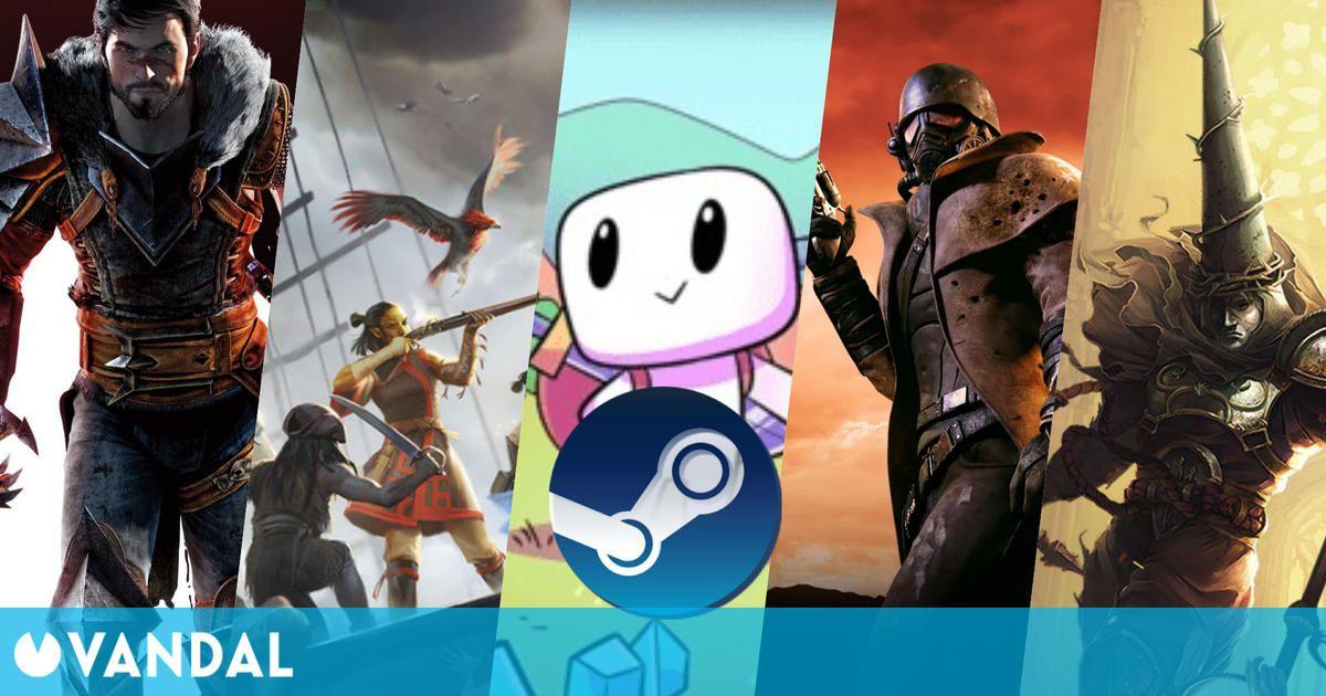 Las mejores ofertas de Steam para este fin de semana