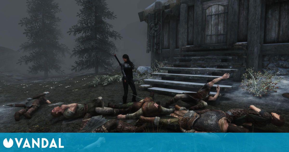 Hay más de 4000 personajes y enemigos en Skyrim y esta jugadora ha matado a (casi) todos