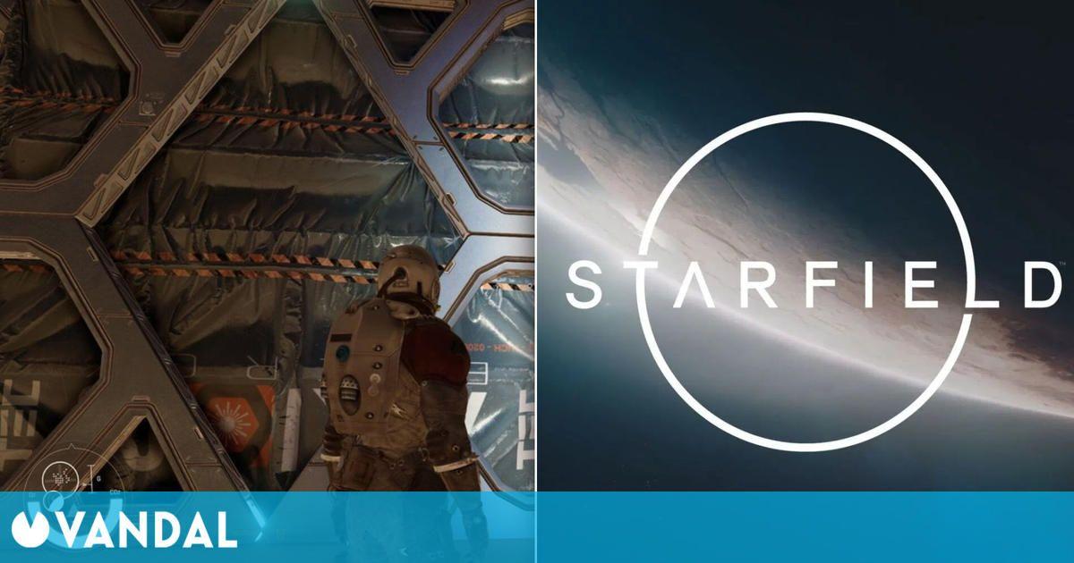 Starfield: Se filtran imágenes y detalles del nuevo juego de rol espacial de Bethesda