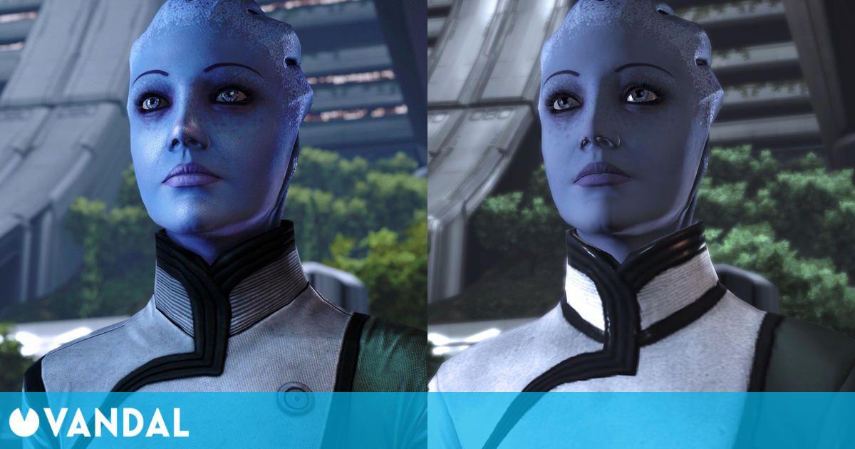 Así es Mass Effect: Legendary Edition en Xbox Series X vs Xbox 360 – Comparación