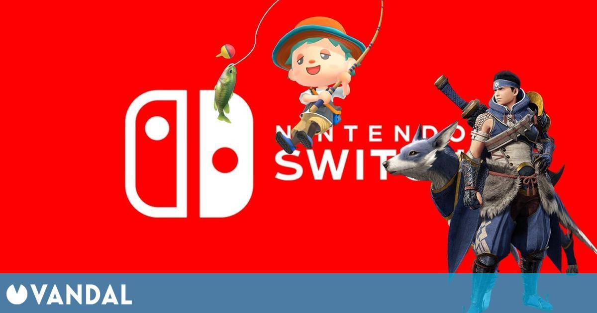 Nintendo confirma que 'muchos juegos nuevos' llegarán este año a Switch