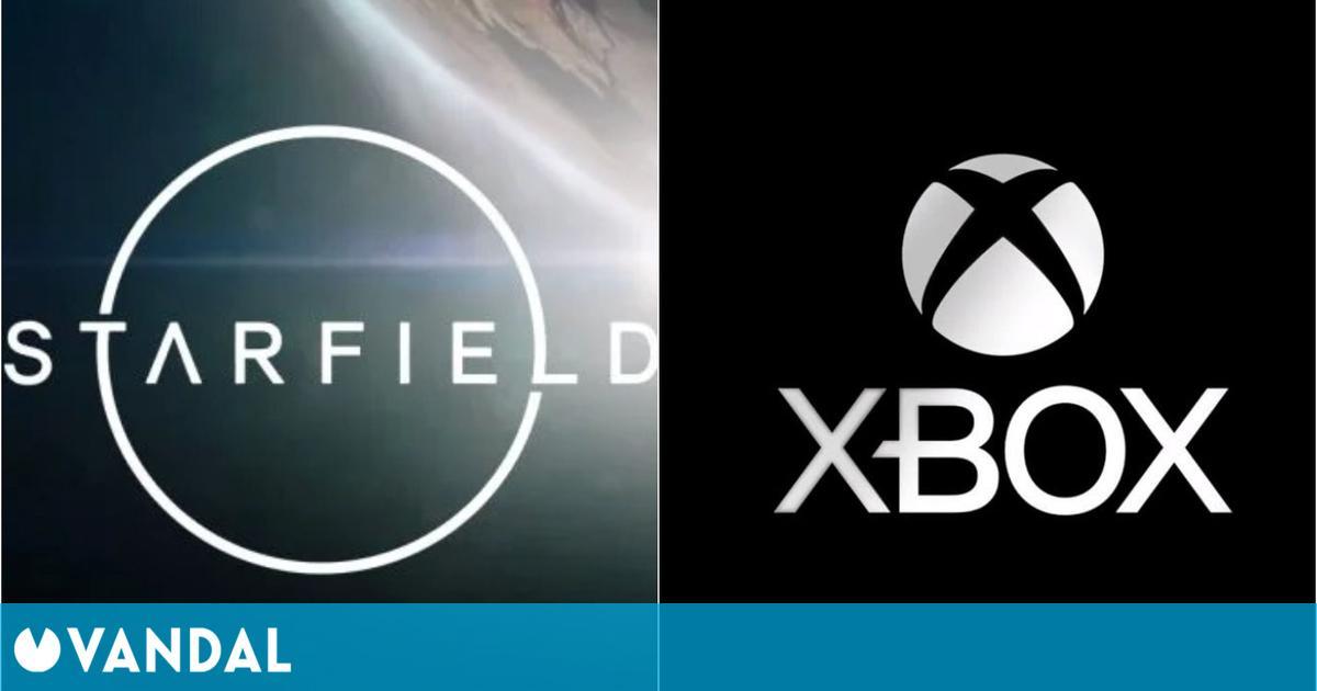 Starfield está previsto para este año como exclusivo de Xbox Series X/S y PC según fuentes