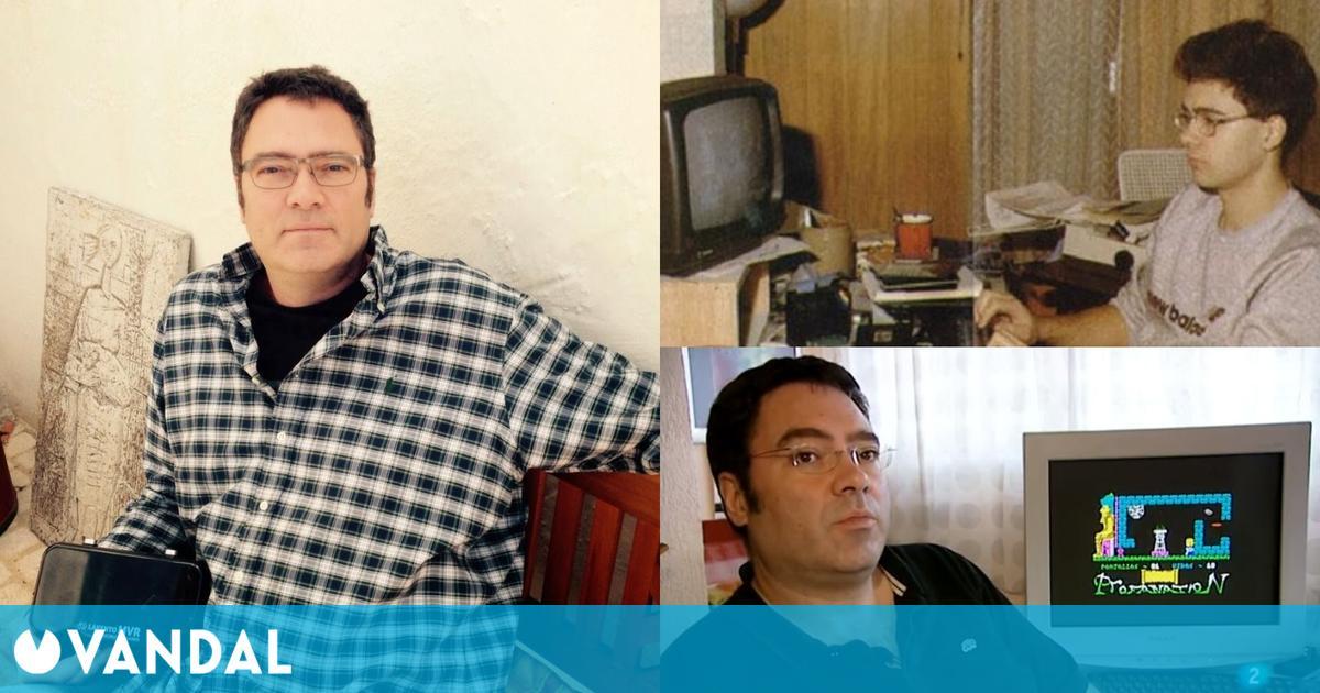 Víctor Ruiz, de los 8 bits a la realidad virtual