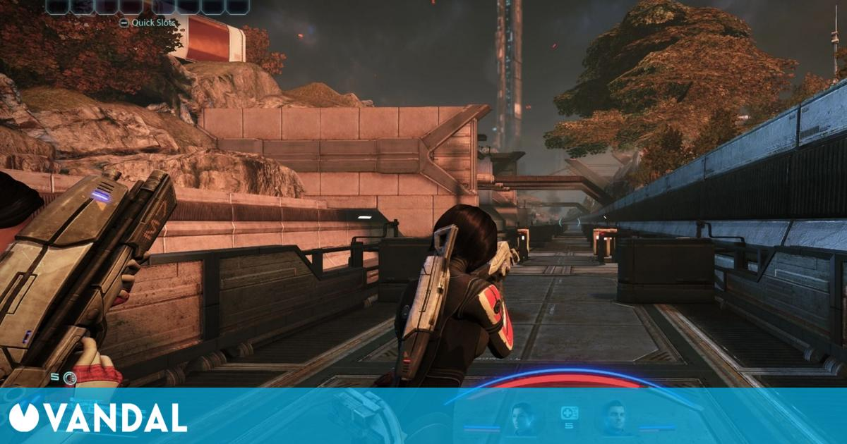 Mass Effect Legendary Edition recibe un selector de FOV gracias a un mod