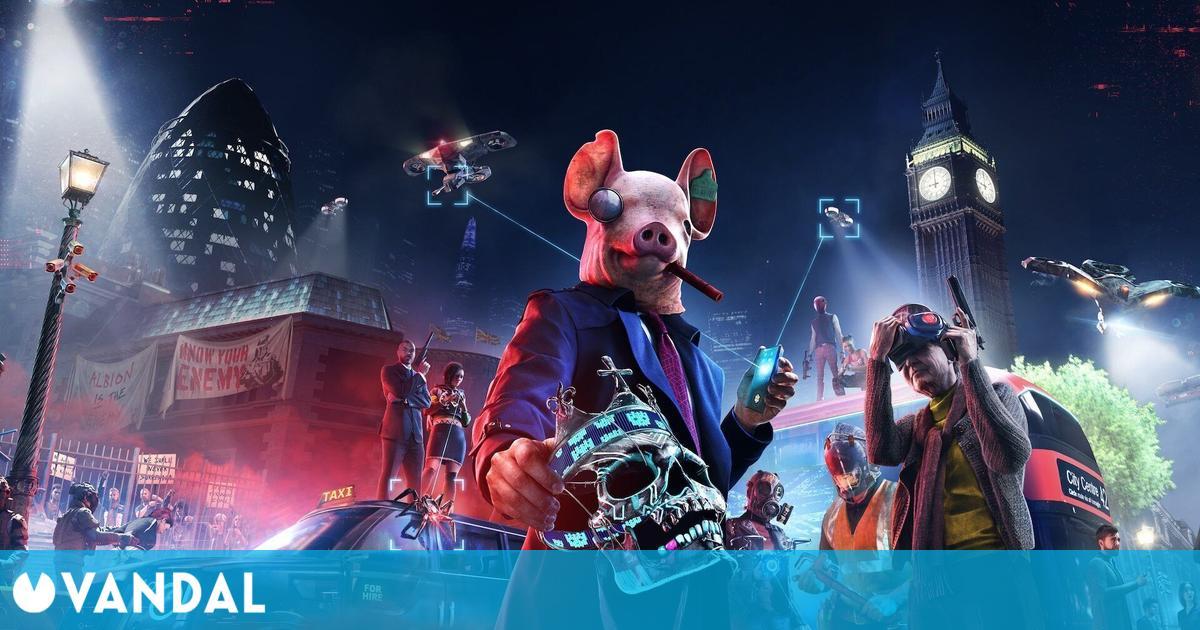 Watch Dogs Legion recibirá pronto su actualización con modo 60 fps en PS5 y Xbox Series