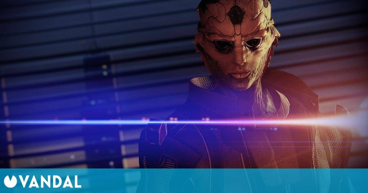 Mass Effect: Legendary Edition tiene el mejor debut de un juego de BioWare en Steam