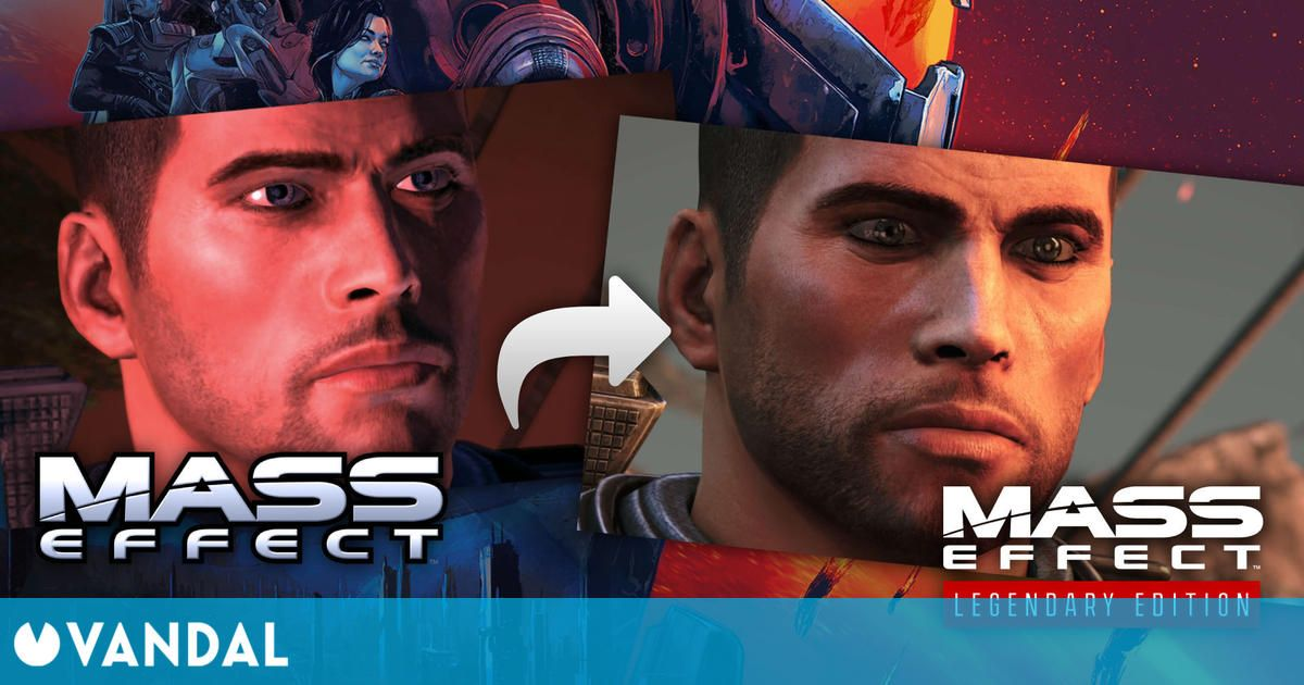 Mass Effect Legendary Edition: Todos los cambios respecto a los juegos originales