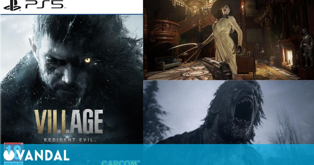 Resident Evil 8 Village se convierte en el mejor lanzamiento de un juego de PS5 en España