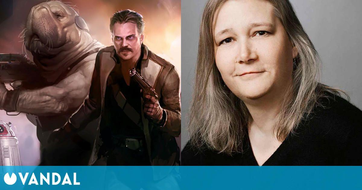 Amy Hennig se alía con el coautor del cancelado 'Star Wars Uncharted' para una nueva aventura