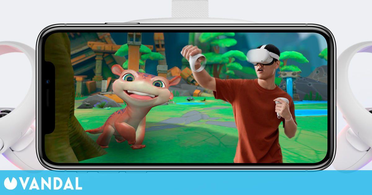 La última actualización para Oculus Quest permite superponer al usuario en el gameplay