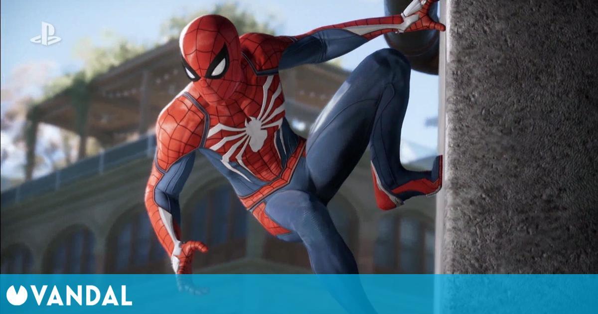 Spider-Man es el juego de mundo abierto de PS4 que más jugadores terminan su historia