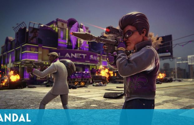 Saints Row the Third Remastered llevará su locura a PS5 y Xbox Series X/S el 25 de mayo