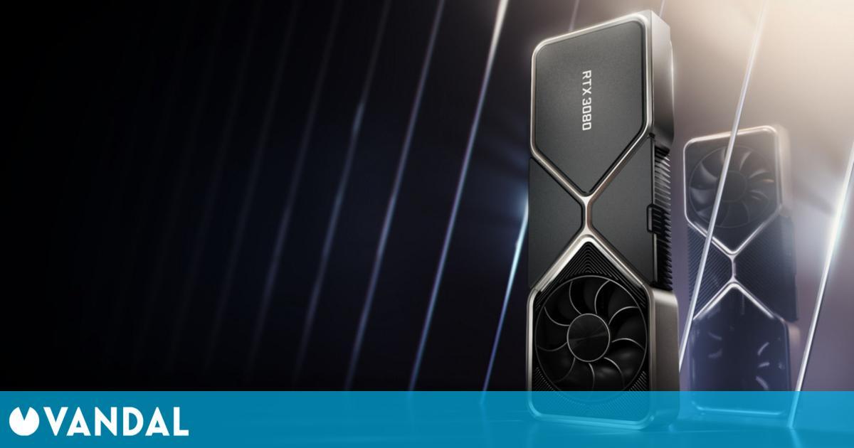 NVIDIA limitará el poder de minado todas las RTX 30 Series que se lancen a partir de mayo