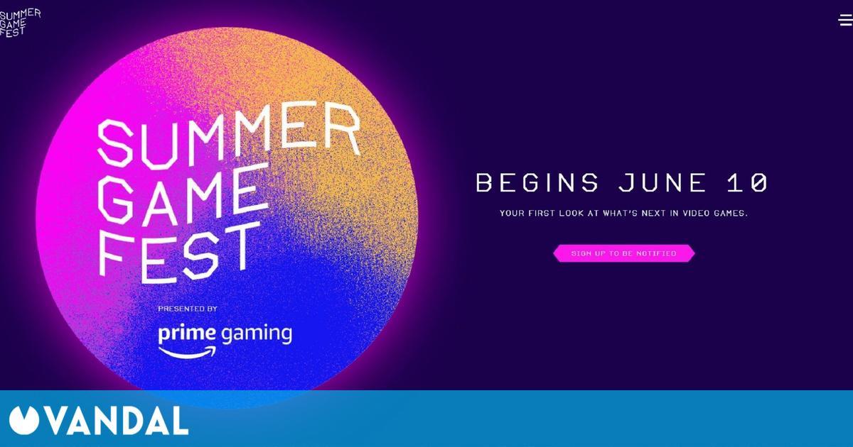 El Summer Game Fest 2021 comienza el 10 de junio con una docena de anuncios