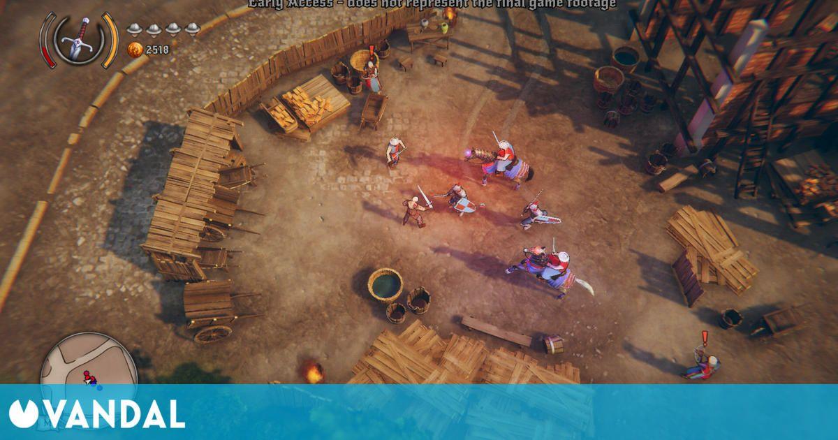 Rustler, el GTA medieval, llegará a PC y consolas 31 de agosto