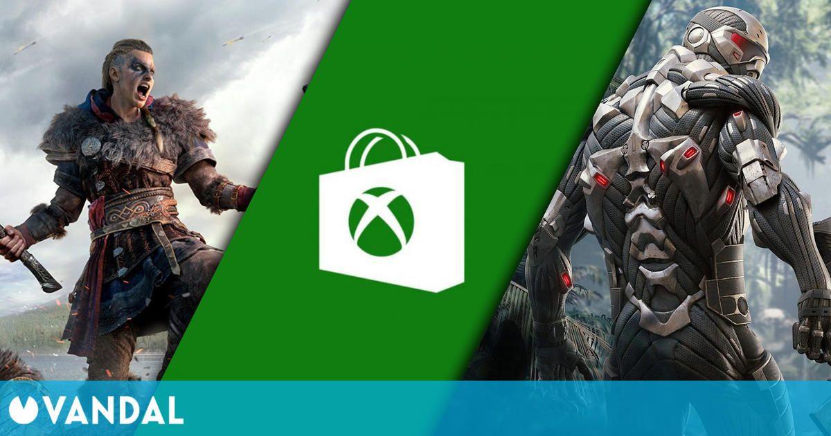 Ofertas Xbox: Assassin's Creed Valhalla, Crysis Remastered, Stardew Valley y más