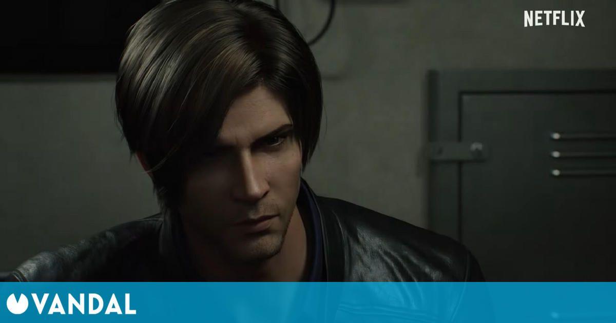 Resident Evil: La oscuridad infinita debuta en Netflix el 8 de julio y presenta su tráiler