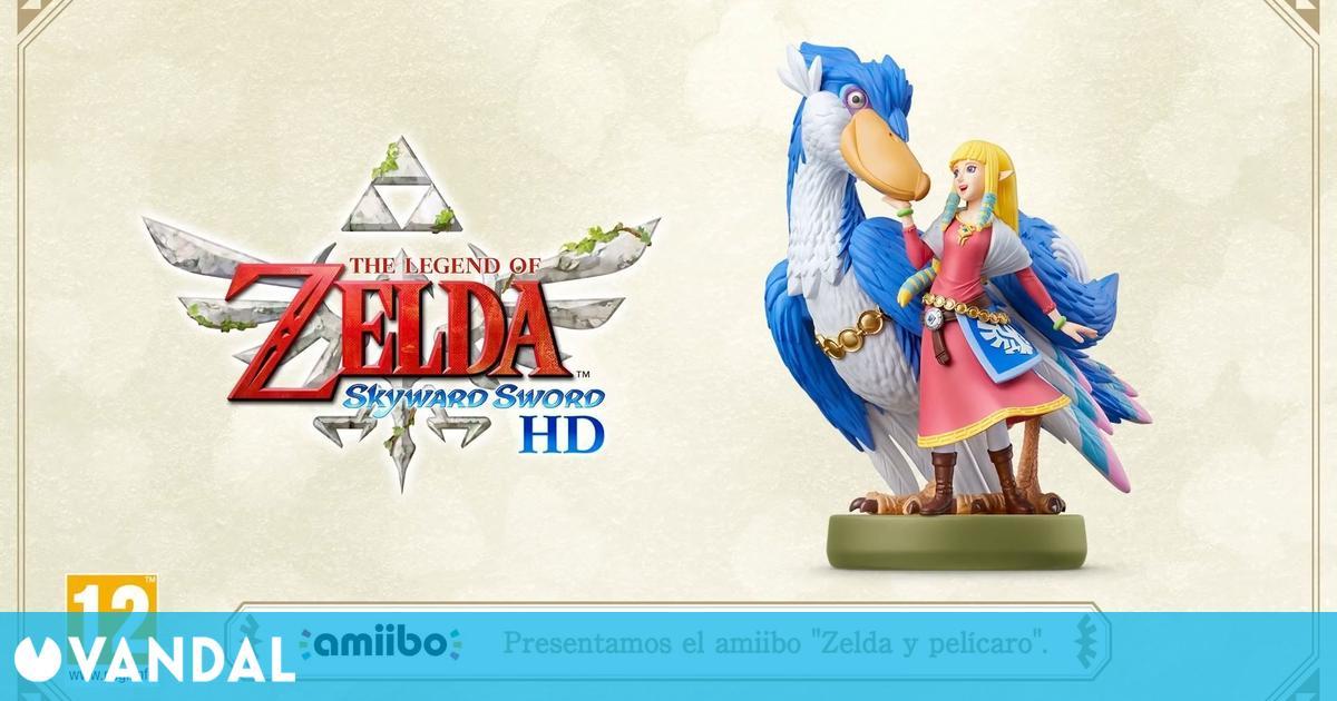 El amiibo de Zelda para Zelda Skyward Sword HD genera polémica por su función exclusiva