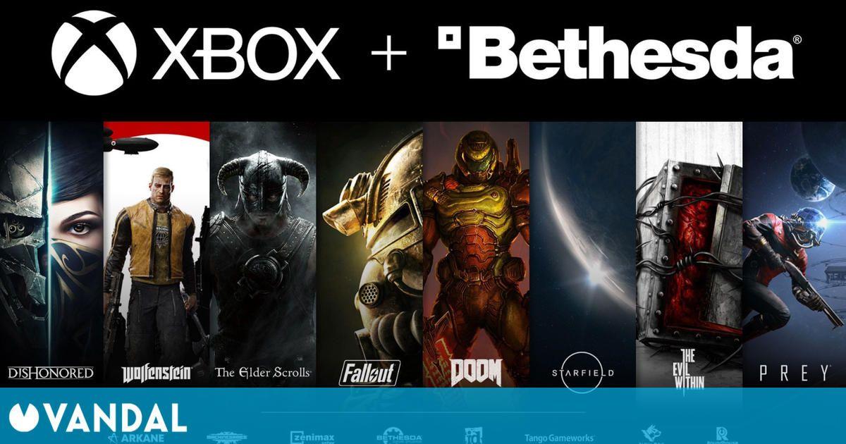Xbox y Bethesda celebrarán un evento conjunto en las próximas semanas