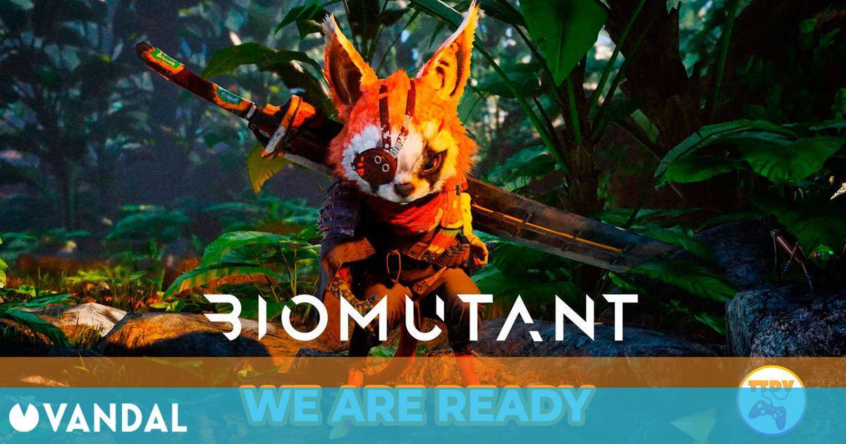 Biomutant ya puede reservarse en TTDV para PS4, Xbox One y PC