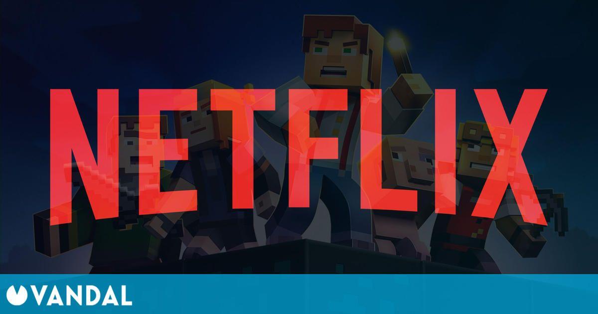 Netflix estaría planeando entrar en la industria del videojuego con su propio Apple Arcade