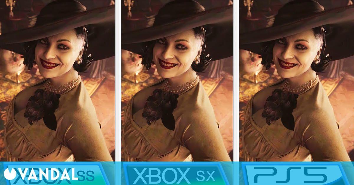 Resident Evil Village: Comparan sus versiones de Xbox Series X/S y PS5