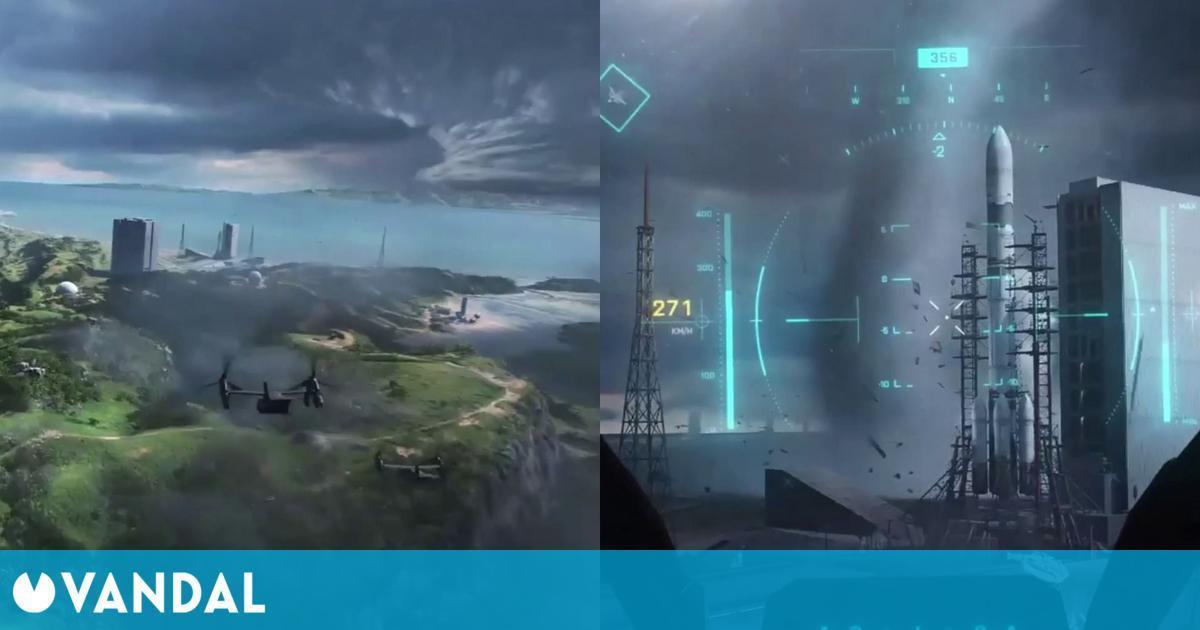 Battlefield 6: Podrían haberse filtrados sus primeras dos imágenes