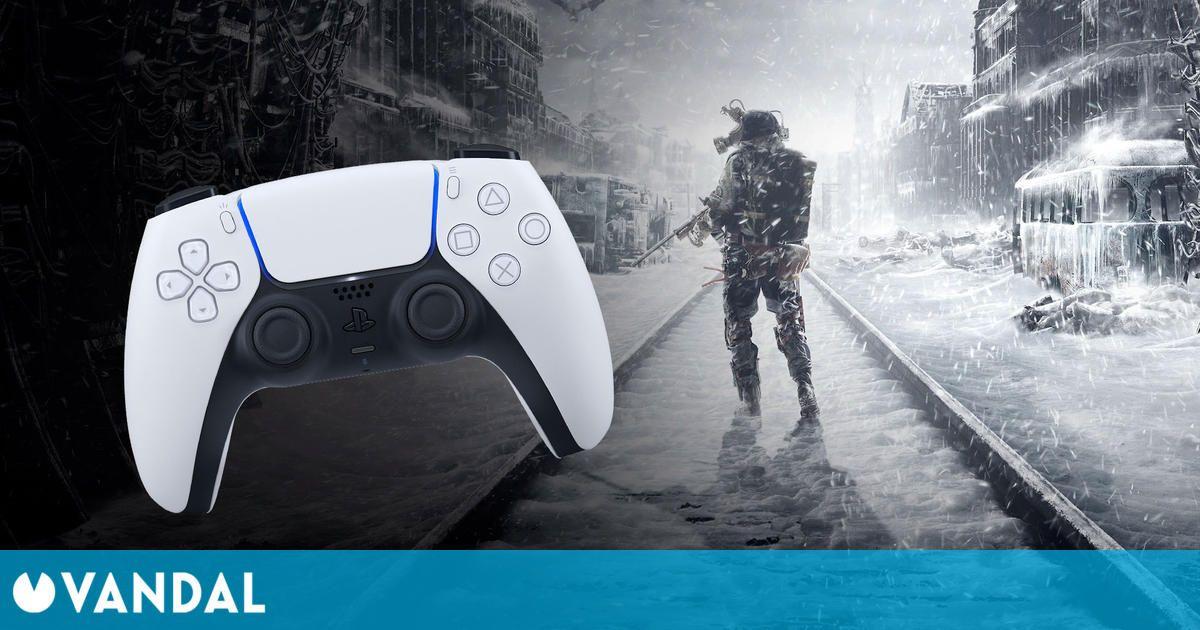 Metro Exodus: Enhanced Edition es el primer juego de PC que aprovecha el DualSense de PS5