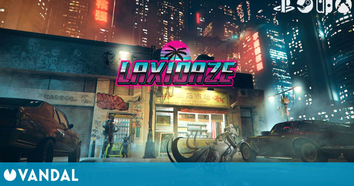 Laxidaze, una mezcla cyberpunk de Pokémon y Persona, se financia en Kickstarter