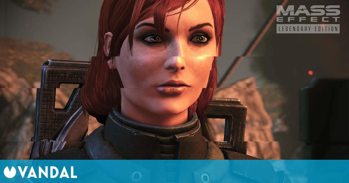 Mass Effect Legendary Edition: Usuarios de consola se quejan de screen tearing y caída de fps