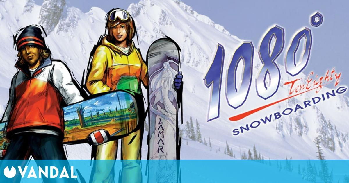 Al responsable principal de 1080 Snowboarding le gustaría llevarlo a Switch