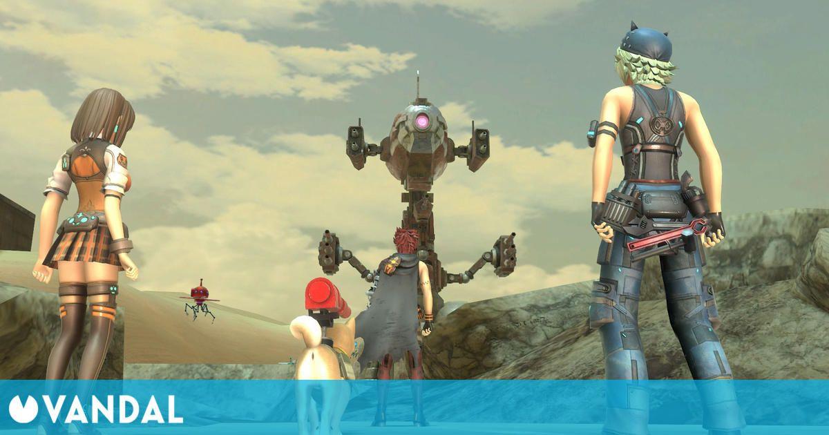 Metal Max Xeno: Reborn llegará a España en 2022 para PS4, Nintendo Switch y PC