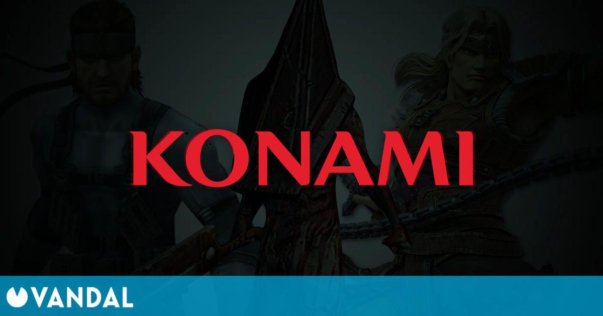 Konami planea recuperar más sagas clásicas en forma de indies y colaboraciones externas