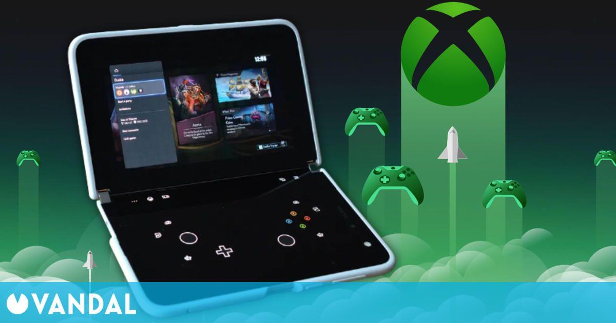 Microsoft actualiza xCloud y convierte Surface Duo en una Xbox portátil