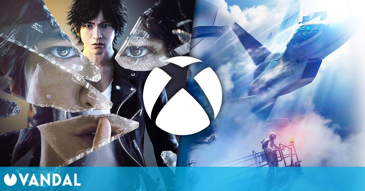 Ofertas Xbox: Judgment, Spyro Reignited Trilogy, Ace Combat 7, F1 2020 y más