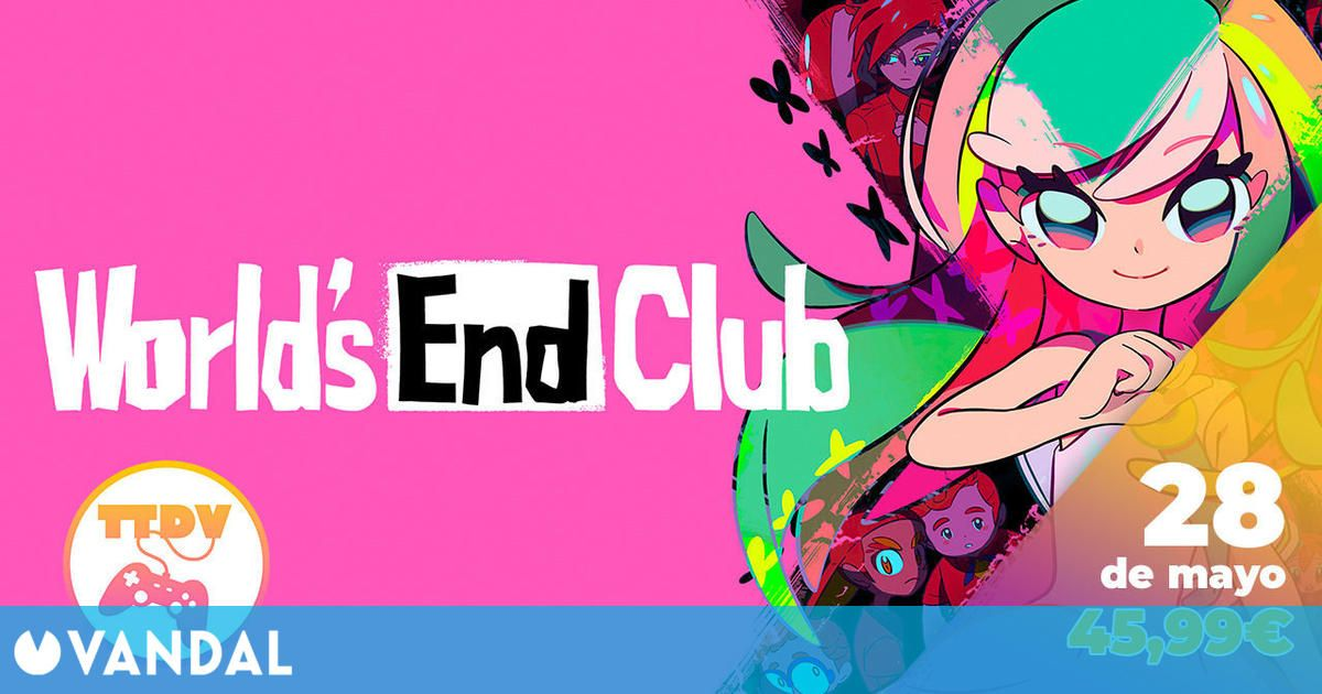 World's End Club ya disponible en preventa en TTDV
