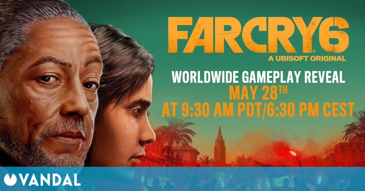 Far Cry 6 mostrará su jugabilidad por primera vez el 28 de mayo a las 18:30h (hora española)