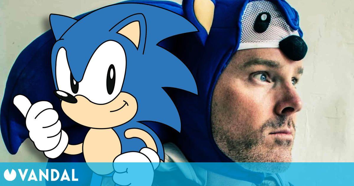 Sonic recupera a su actor de doblaje: Roger Craig Smith volverá a interpretar al erizo azul