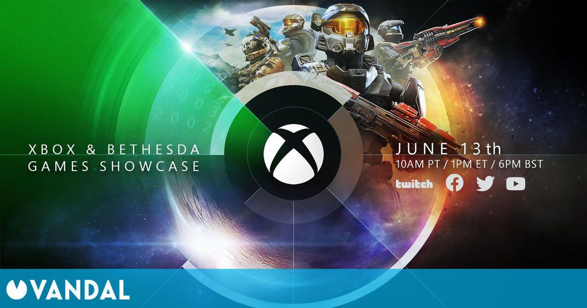 Anunciada la conferencia de Xbox y Bethesda del E3 2021: domingo 13 de junio a las 19:00h