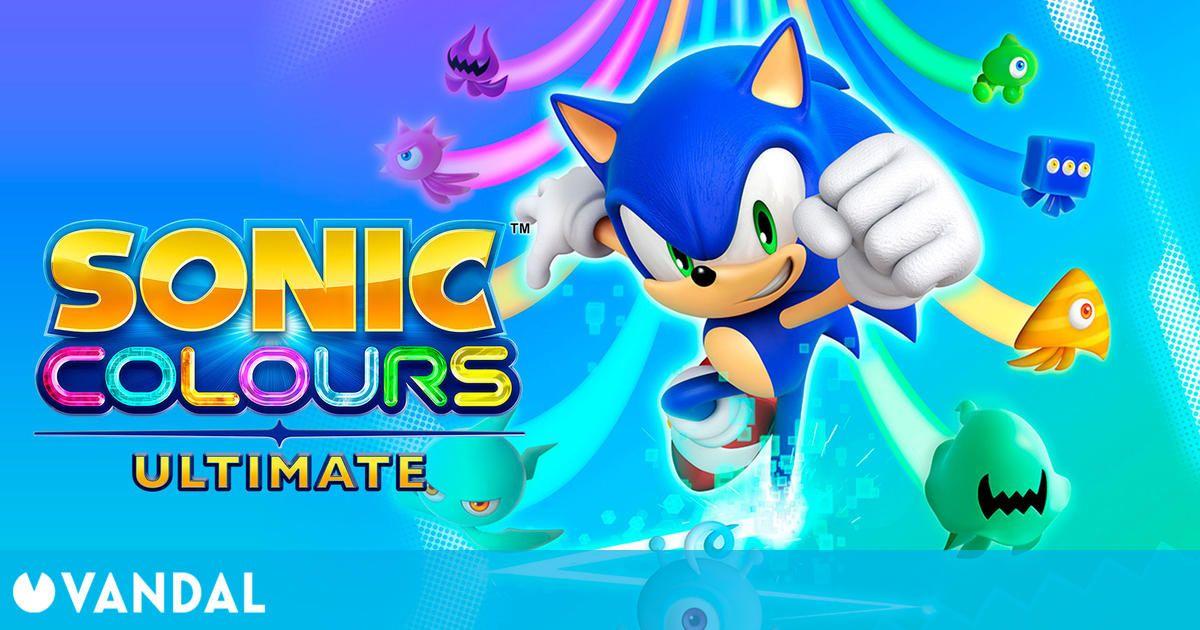 Anunciado Sonic Colours: Ultimate para consolas y PC; llegará el 7 de septiembre