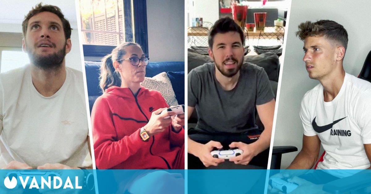 PlayStation España celebra Days of Play con Amaya Valdemoro, Willyrex, Marcos Llorente y más